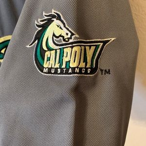 Colosseum Shirts - Cal Poly baseball jersey by Colosseum Sport